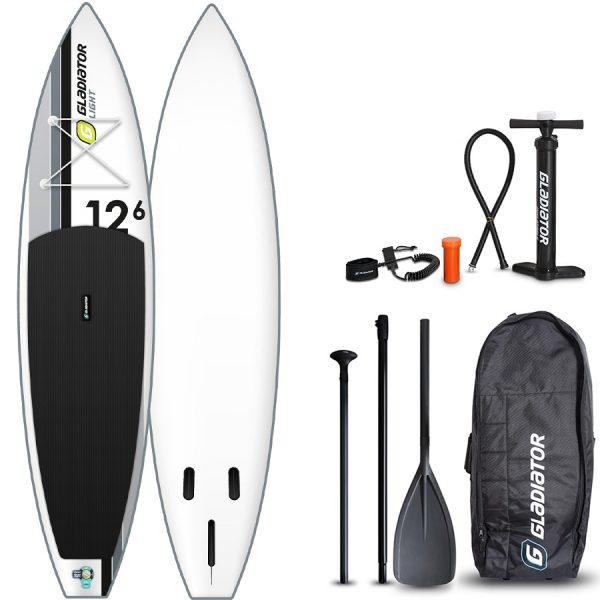 Gladiator Paddleboards Lite 12'6