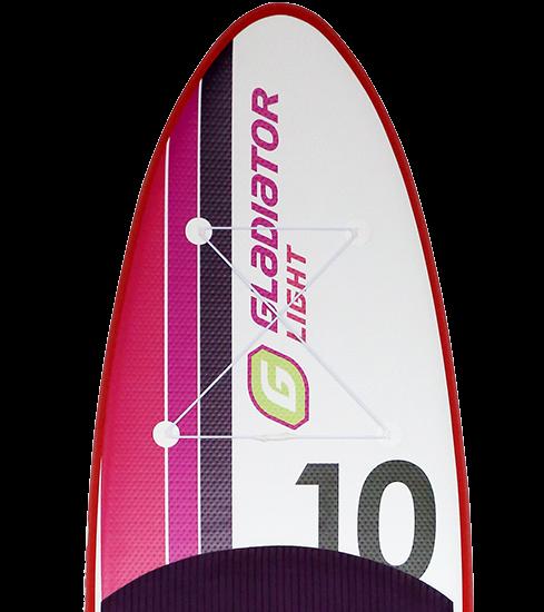 Gladiator Paddleboards Lite 10