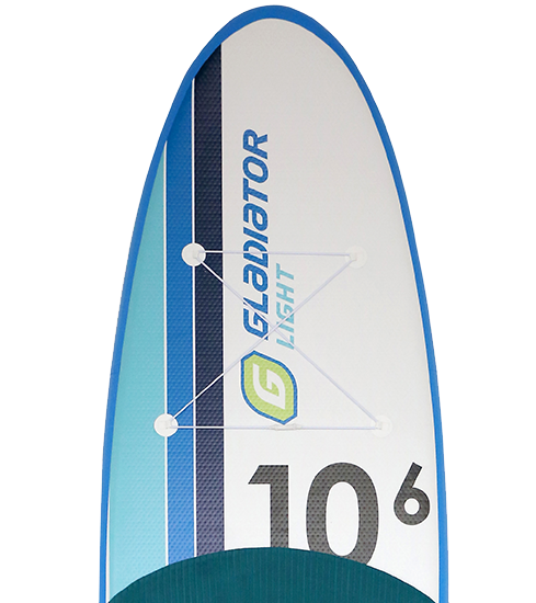 Gladiator Paddleboards Lite 10'6