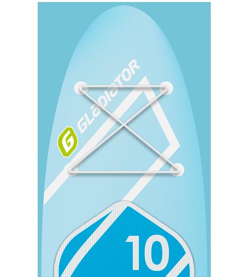 Gladiator Paddleboards Elite 10'