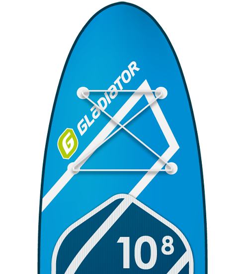Gladiator Paddleboards Elite 10'8