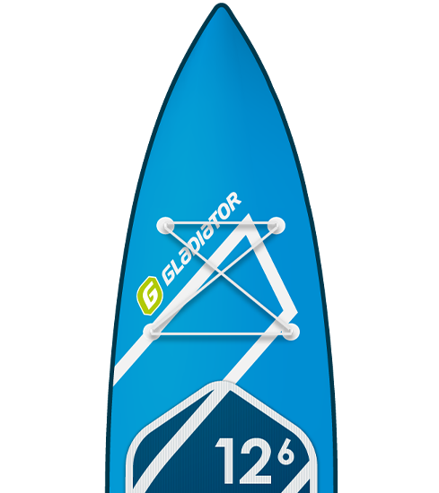 Gladiator Paddleboards Elite 12'6