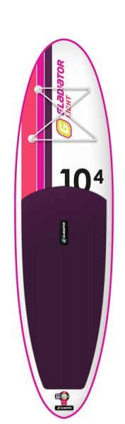 Gladiator Lite 10'4 Paddleboard Female