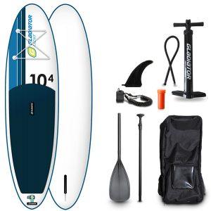 Gladiator Light 10'4M Paddleboard Package